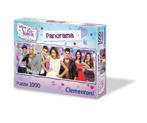 Clementoni panorama-Puzzle Violetta 1000 Teile