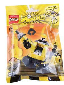 LEGO Mixels Kramm, Bausatz, Junge/Mädchen, 6 Jahr(e), 68 Stück(e)