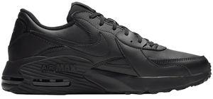 Nike Air Max Excee Leather Black/Black-Black-Lt Smoke 47.5