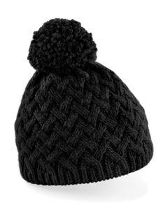 Vermont Beanie Wintermütze - Farbe: Black - Größe: One Size