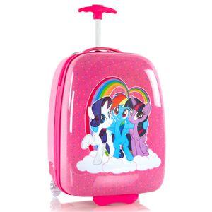 Heys  Kids My Little Pony Kindertrolley 46 cm   2 Rollen 16 l - Pink