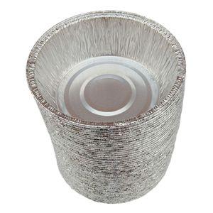 Aluschalen Alu-Tropfschalen Grillschalen zum Kochen Braten Backen Größe 240 ml 50 Stück
