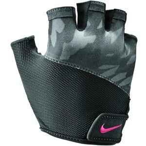 Nike Womens Printed Handschuhe 970 gunsmoke/anthracite/rush pink S