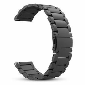 Edelstahl Metall Ersatz Band Armband für Samsung Gear S3 Frontier / S3 Classic
