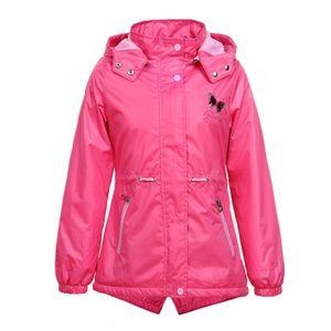 Ital-Design Damen Jacke/Mantel Jacken Pink Gr.140/146