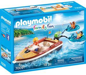 PLAYMOBIL Sportboot, 70091