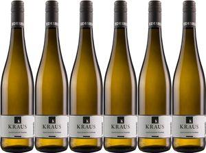 6x Gewürztraminer Auslese 2017 – Weingut Karl Kraus, Pfalz – Weißwein