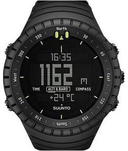 Suunto Core All Black Outdoor Uhr für alle Höhenlagen