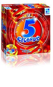 Megableu 678467 - 5 Seconds, Brettspiel