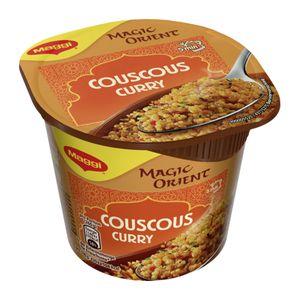 Maggi Magic Orient 5 Minuten Terrine Couscous mit feinem Curry 70g