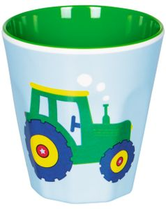 Die Spiegelburg Melamin-Becher Traktor