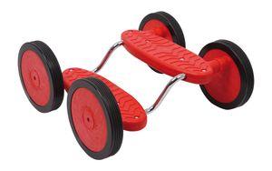 Small Foot 4912 Rotini aus Kunststoff, rot/schwarz (1 Stück)