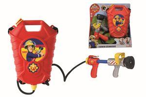 Simba Toys Sam Feuerwehr Tankrucksack