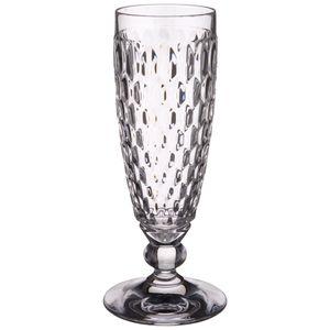 Villeroy & Boch 2 x  Sektglas Boston Vorteilsset 2 x  Art. Nr.  1172990070 und Gratis 1 Trinitae Körperpflegeprodukt