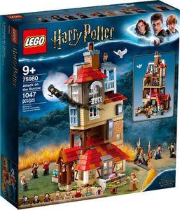 LEGO Harry Potter Angriff auf den Fuchsbau - 75980, Bausatz, Junge/Mädchen, 9 Jahr(e), 1047 Stück(e), 1,56 kg