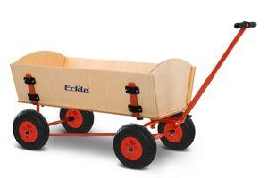 Eckla Bollerwagen zerlegbar Ecklatruck Fun Trailer Long 100cm