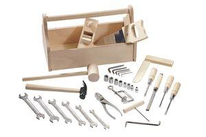 howa Werkzeugkiste mit Werkzeug 4901