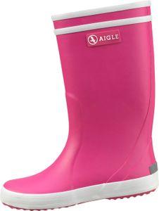 Aigle Lolly-Pop Stiefel pink/weiß Gr. 27