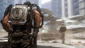 Call of Duty 11 - Advanced Warfare D1