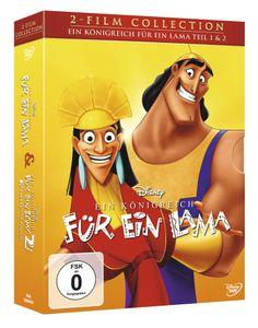 Ein Königreich für ein Lama 1+2 Doppelpack [DVD]