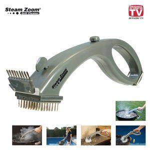 Steam Zoom® Grill Cleaner, Grillbürste oder Grillrostreiniger - Original aus TV-Werbung
