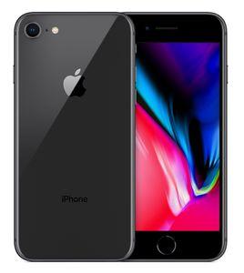 Apple iPhone 8, 11,9cm (4,7 Zoll), 64GB, 12MP, iOS 11, Farbe: Space Grau