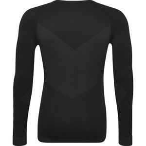 Hummel First Seamless Jersey L/S Woman, Size:XS/S, Color:black (2001)