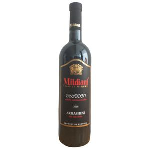Mildiani Rotwein Akhasheni 0,75L georgische