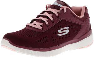 Skechers Sneaker Low MOVING FAST Rot Damen