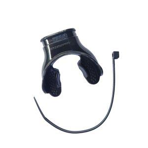 Scubapro Mundstück Super Comfort - Silikon schwarz