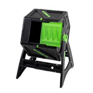 UPP Trommel-Komposter 105 Liter 61 x 60 x 84 cm