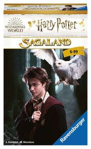 Harry Potter Sagaland Ravensburger 20575