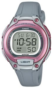 Casio Kinder Armbanduhr LW-203-8AVEF Digital