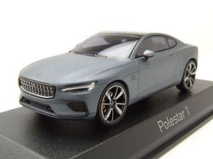 Polestar 1 2020 osmium matt grau Modellauto 1:43 Norev