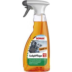 Sonax CockpitPfleger Matteffect Tropical Sun 500 Milliliter Sprühflasche Reifen