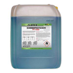 Flotex Scheibenfrostschutz, 10L Auto Scheiben Frostschutzmittel bis -35°C