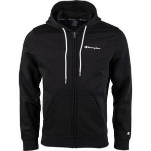 CHAMPION Hooded Full Zip Sweatshirt KK001 NBK M