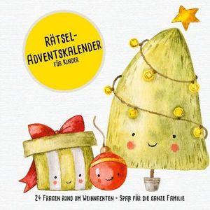 Rätsel-Adventskalender für Kinder