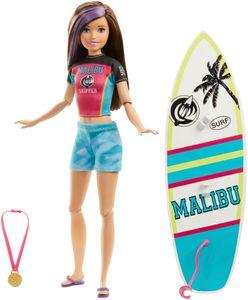 Barbie ?Traumvilla Abenteuer? Surferin Skipper Puppe