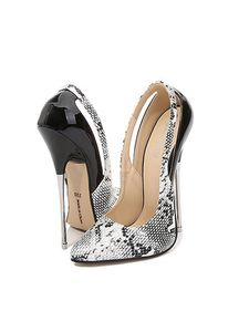 Abtel Women'S High Heels Hate Sky High Shoes Party Shoes,Farbe:Weiß,Größe:35