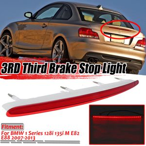 AUDEW LED Dritte  3. Bremslicht Dritte Bremsleuchte für BMW 1er Coupe Cabriolet E82 E88 2007-2013
