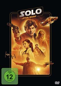 Solo: A Star Wars Story (Line Look 2020) [DVD]
