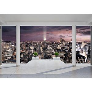 New York 9204b RUNA New York VLIES FOTOTAPETE XXL DEKORATION TAPETE− WANDDEKO 396 x 280 cm