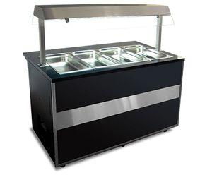 GastroLine Bemar Open, Warmvitrine, 1000x800x1250 mm