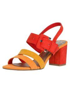 Marco Tozzi Damen Sandalette orange 2-2-28323-24 F-Weite Größe: 37 EU