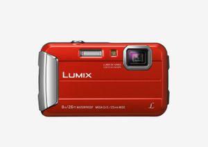Panasonic Lumix DMC-FT30 - 16,1 MP - 4608 x 3456 Pixel - MOS - 4x - HD - Rot Panasonic