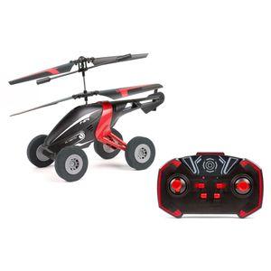 Silverlit Ferngesteuerter Hubschrauber Air Wheelz Rot