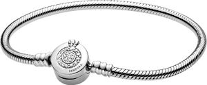 Pandora Charm 599046C01 Armband Pandora Moments Sparkling Crown  17