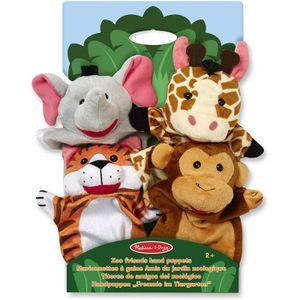Handpuppen Zoofreunde