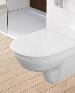 Villeroy&Boch WC-Sitz Vita O.novo Vita 9M67 Weiß Alpin